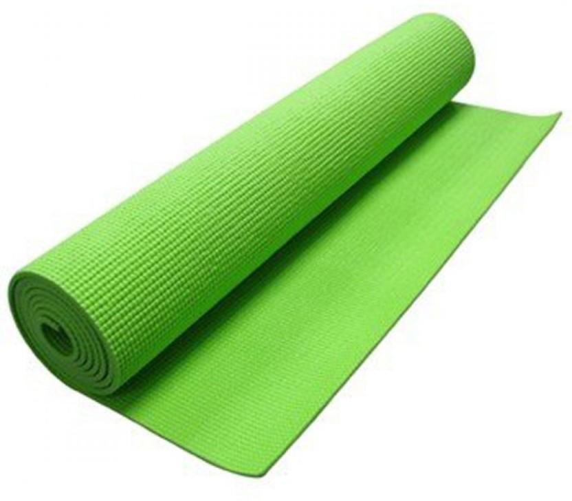 Manaash MANG4MM Green 4 mm Yoga Mat