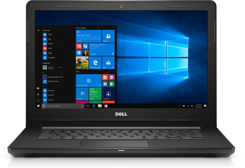 Dell Inspiron Core i3 6th Gen - (4 GB/1 TB HDD/Windows 10 Home) 3467 Laptop