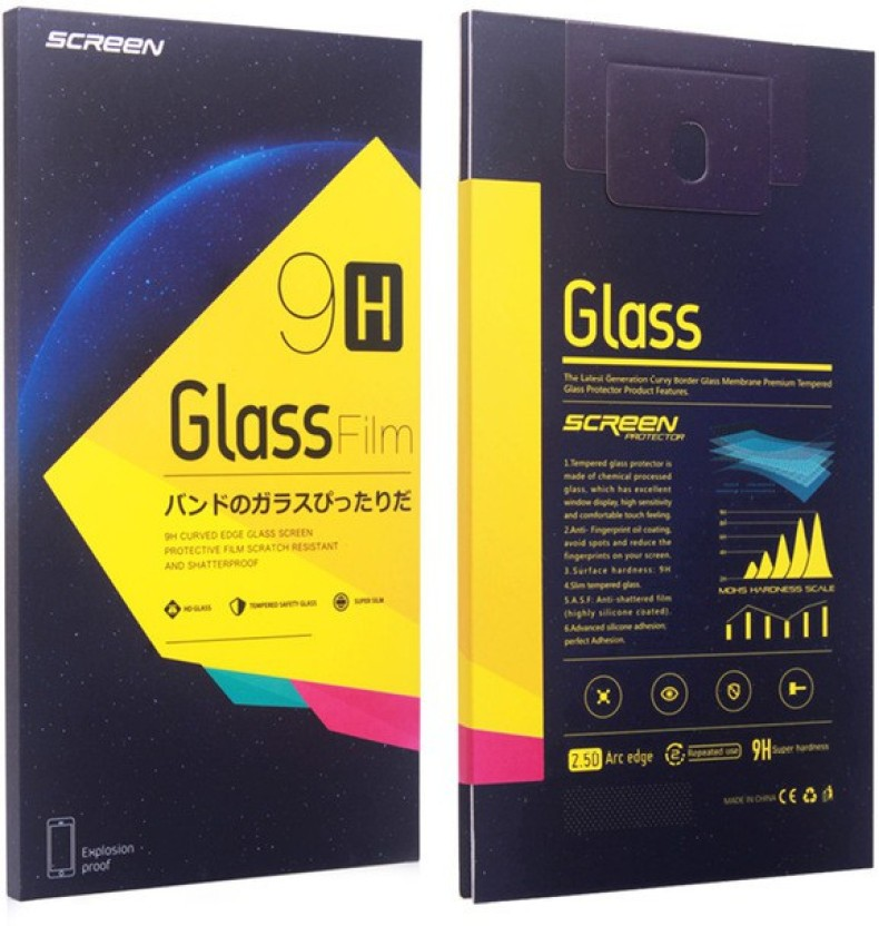 Nutricase Tempered Glass Guard for Samsung Galaxy S5 Plus