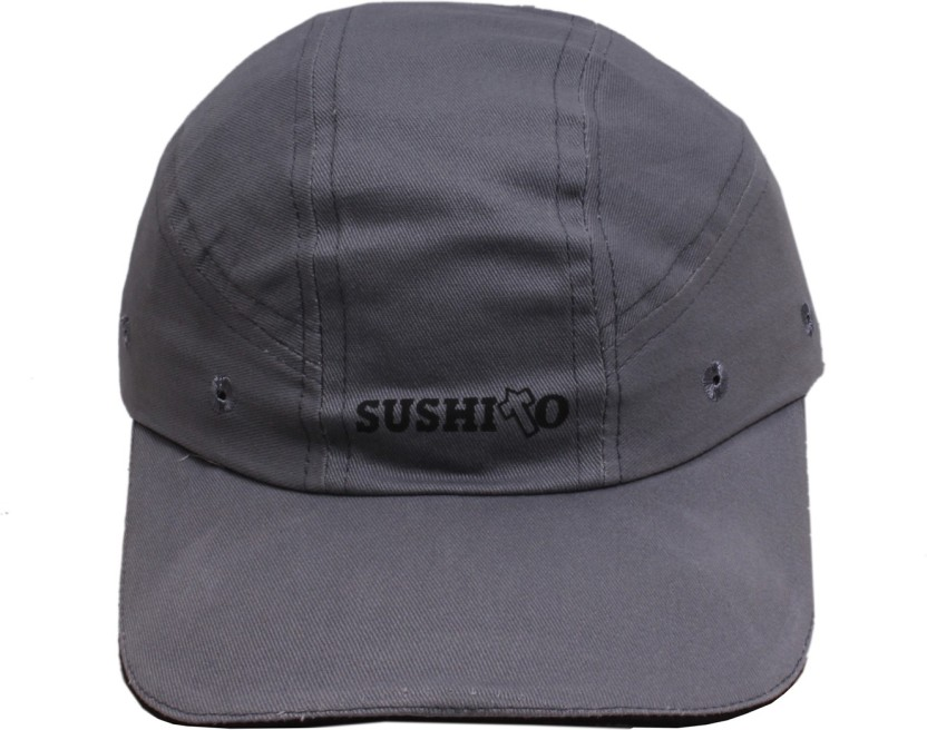Sushito Solid Cotton Cap