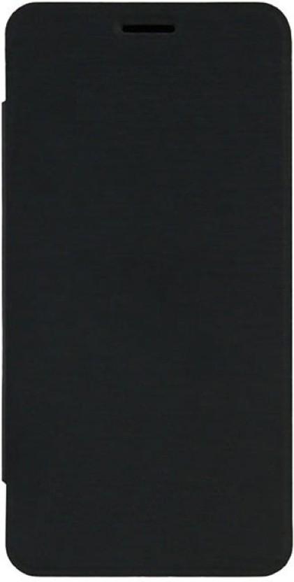 MuditMobi Flip Cover for Micromax Bolt A067