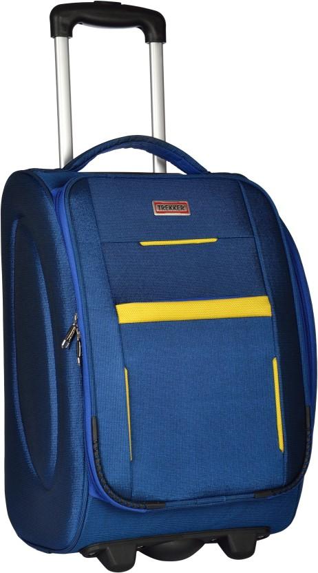 TREKKER TTBPILOT-BLU Check-in Luggage - 18 Inches