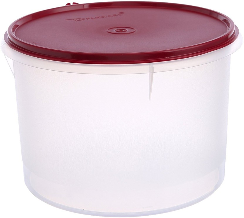 Tupperware SUPER STORER 9 LITRES MULTISTORAGE FOOD CONTAINER  - 9 L Polypropylene Grocery Container