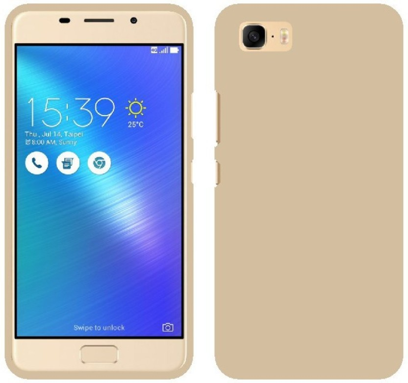 Case Creation Back Cover for Asus ZenFone 3S Max ZC521TL