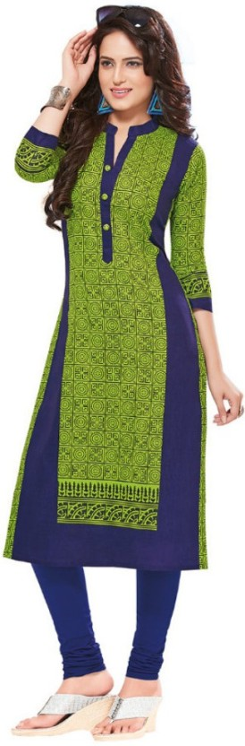 Fashion Valley Cotton Printed Dress/Top Material
