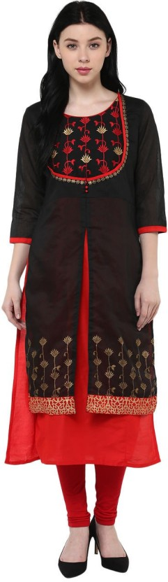 Rangmanch by Pantaloons Embroidered Women