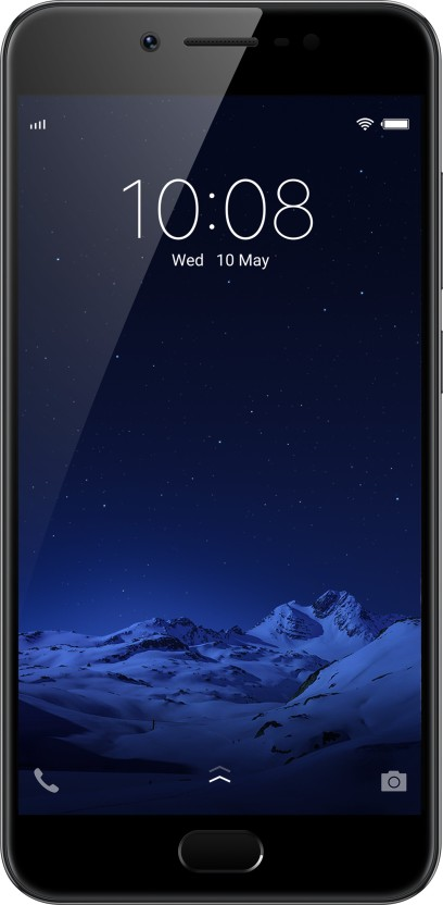 VIVO V5s Perfect Selfie (Matte Black, 64 GB)