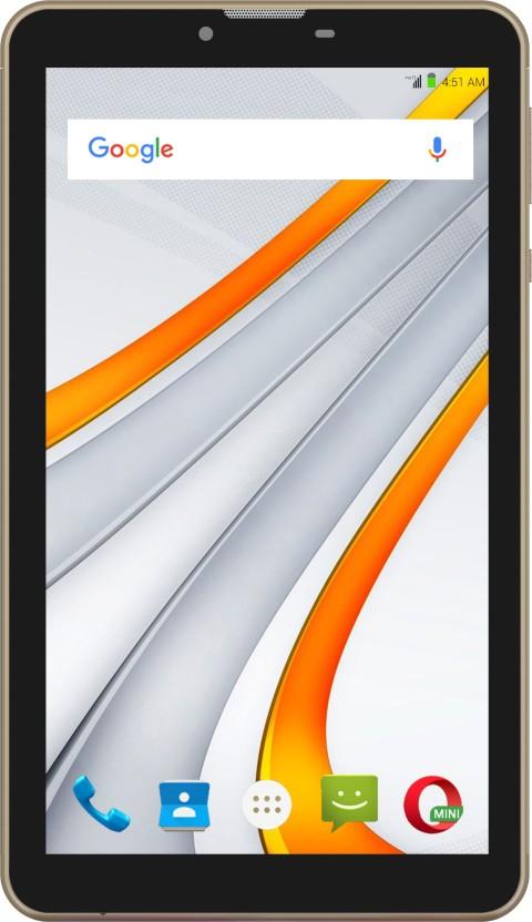 Swipe Razor Volte 8 GB 7 inch with Wi-Fi+4G Tablet