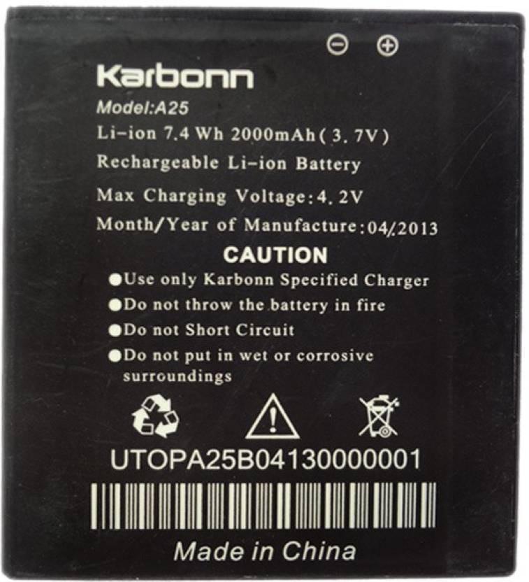 Vibrant  Battery - Mcax A25