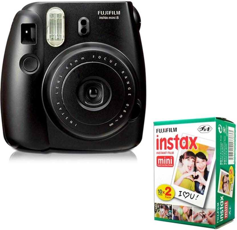 Fujifilm Instax Mini 8 (With Film) Instant Camera