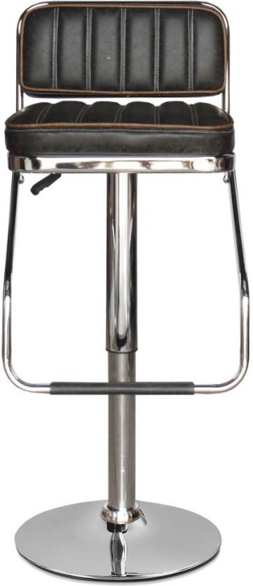 Woodness Metal Bar Stool