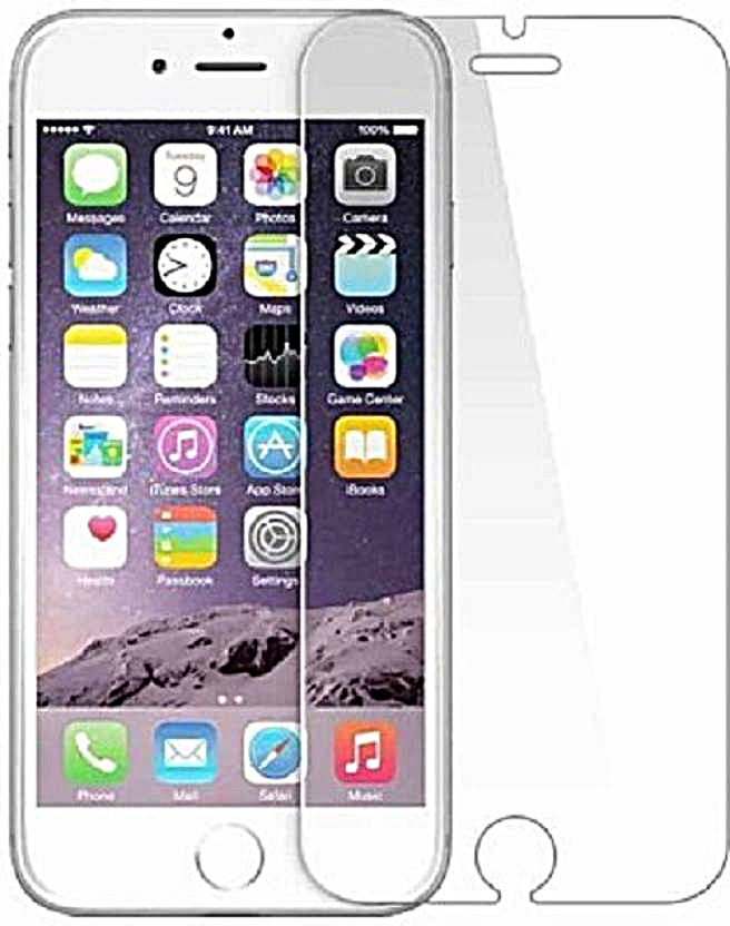 Zapcase Tempered Glass Guard for Apple iPhone 5SE, Apple iPhone 5S, Apple iPhone 5c, Apple iPhone 5