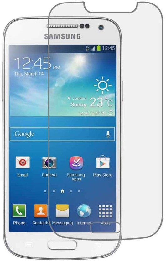 Hutz Tempered Glass Guard for Samsung Galaxy Grand Duos I9082