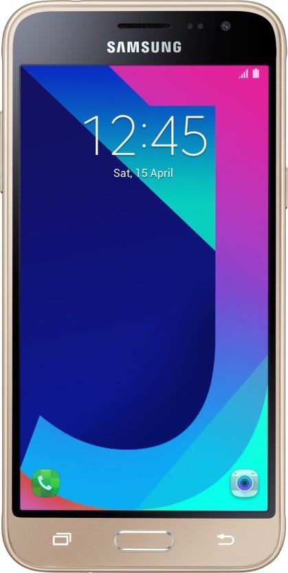 Samsung Galaxy J3 Pro (Gold, 16 GB)
