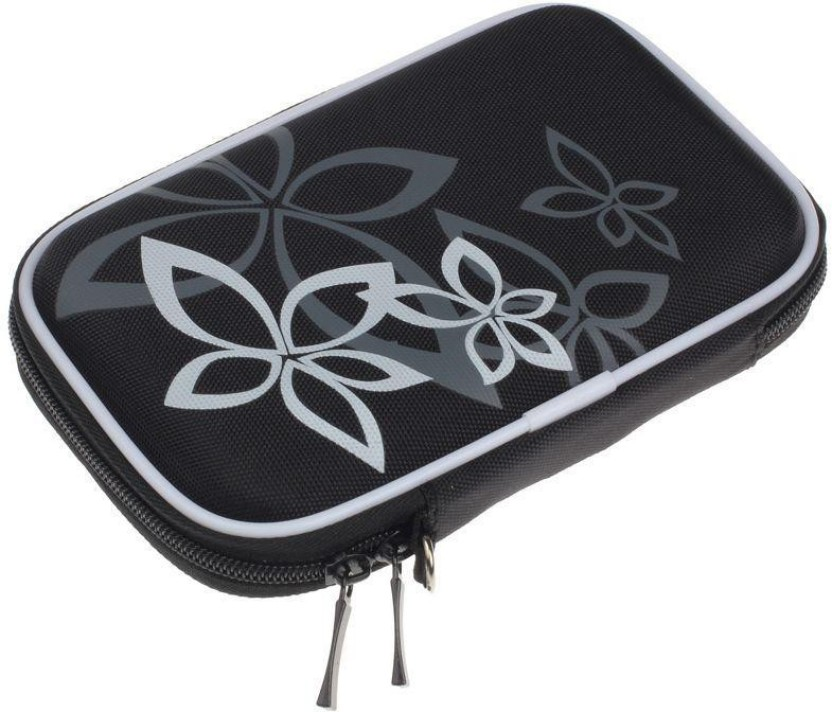 Gadget Deals Pouch for Seagate, Toshiba, WD, Sony and Transcend 2.5 inch External HD