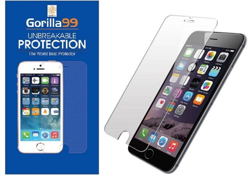 VeeGee Screen Guard for Apple iPhone 4S