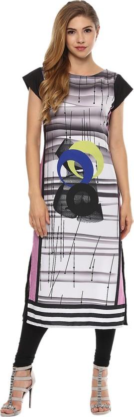 Ziyaa Geometric Print Women