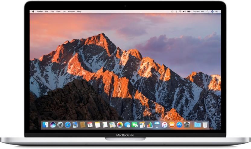 Apple MacBook Pro Core i5 7th Gen - (8 GB/256 GB SSD/Mac OS Sierra) MPXX2HN/A