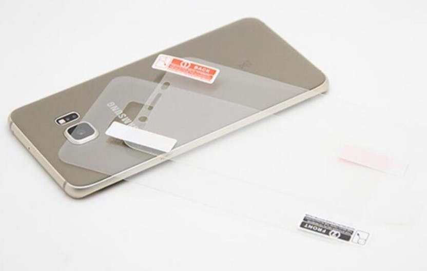 Maxpro Screen Guard for Samsung Galaxy S7 Edge Plus
