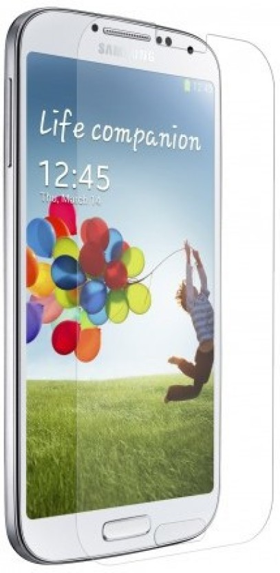 Caidea Tempered Glass Guard for Samsung Galaxy S4