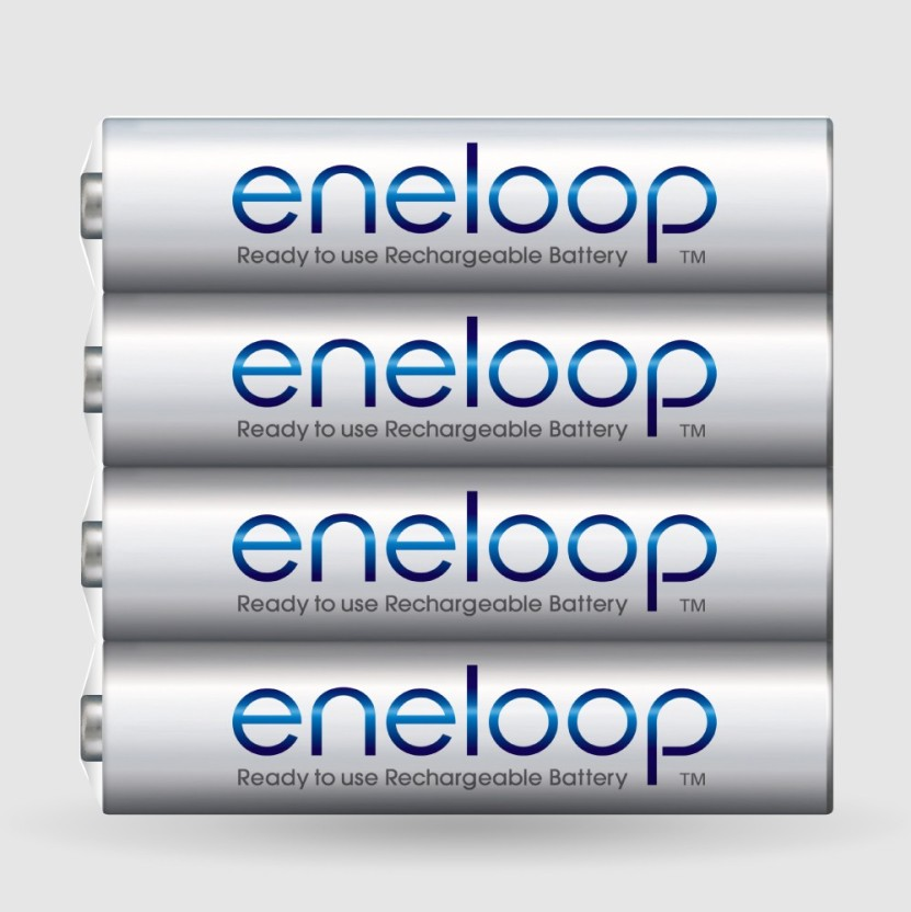 Panasonic Eneloop Shrink AAA Multi Use Rechargeable Ni-MH Battery