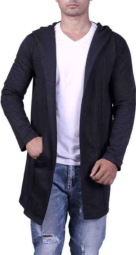 Fingers Men No Closure Cardigan