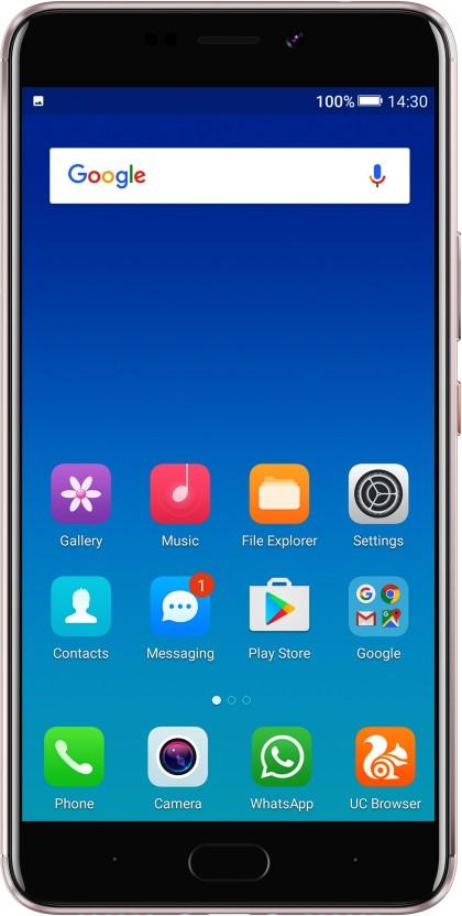 Gionee A1 Plus (Mocha Gold, 64 GB)