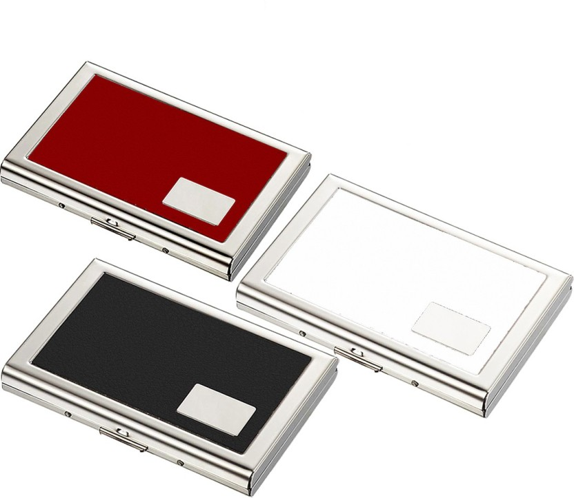 Stealodeal Stainless Steel 50% Off High Quality 6 Card Holder