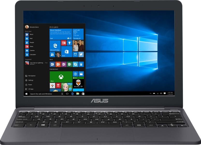 Asus Celeron Dual Core - (2 GB/32 GB EMMC Storage/Windows 10 Home) E203NA-FD026T Laptop