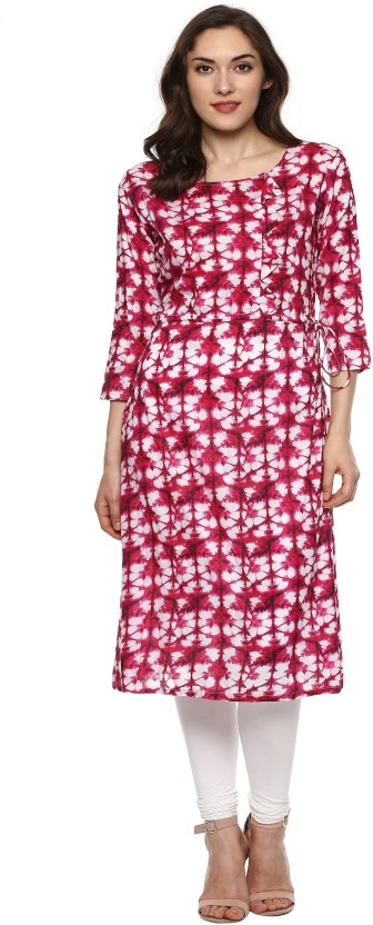 La Firangi Floral Print Women
