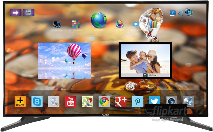 Onida 109.22cm (43 inch) Full HD LED Smart TV