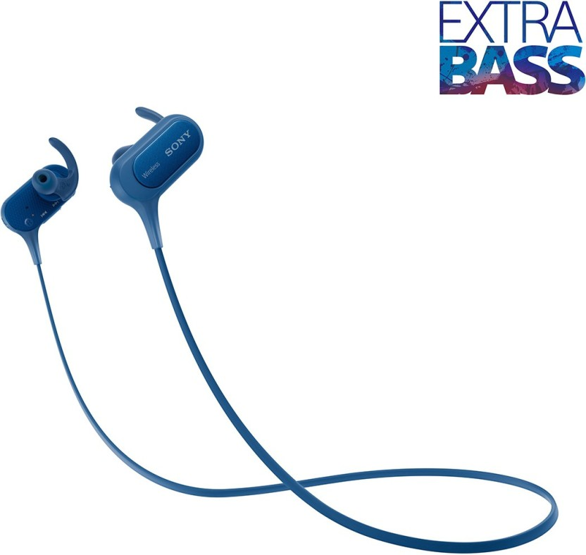 Sony MDR-XB50BS/LZE Bluetooth Headset with Mic