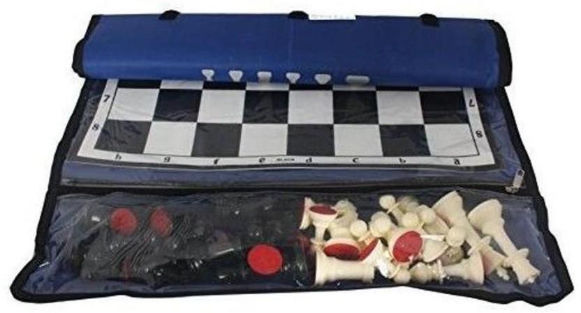 Sports4change Speedy Tournament Chess Set Board Game