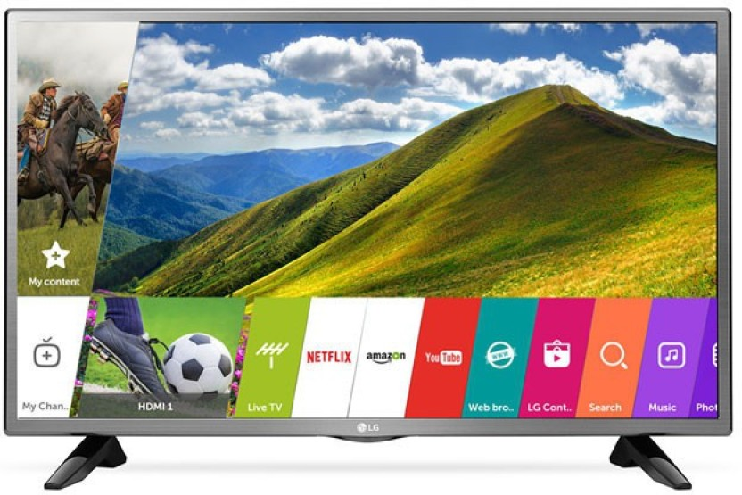 LG 80cm (32 inch) HD Ready LED Smart TV