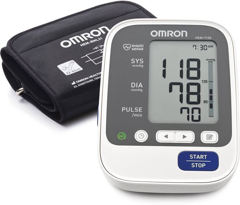 Omron 7130-L(5 Years Warranty)/HEM-7130-L Bp Monitor