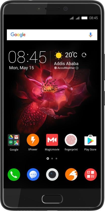 Infinix Note 4 (Milan Black, 32 GB)