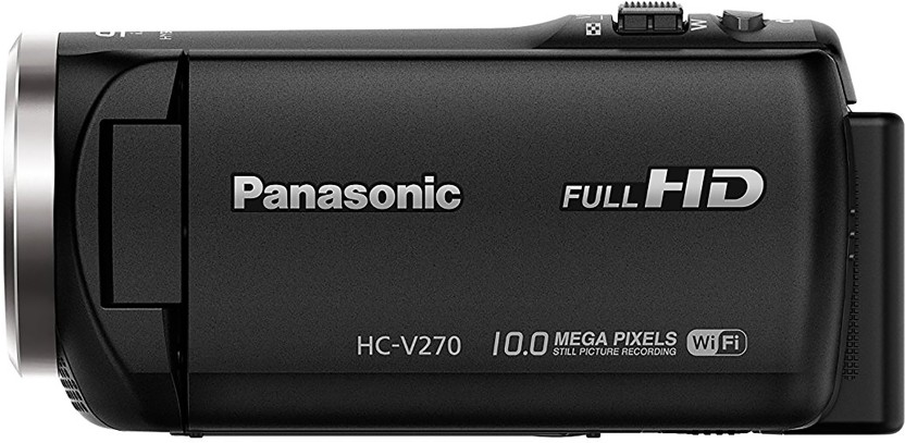 Panasonic HC-V270GW Camcorder Camera