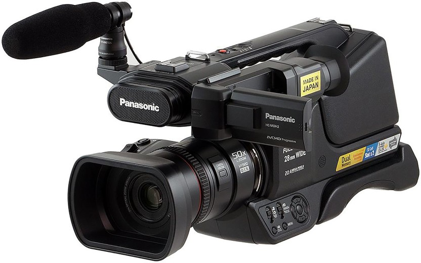 Panasonic PROFESSIONAL CAMCORDER HC-MDH2GC Camcorder