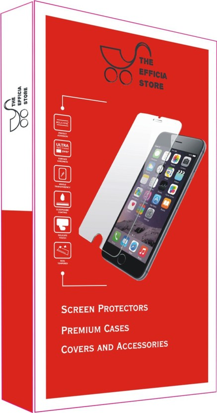 Efficia Tempered Glass Guard for InFocus M810