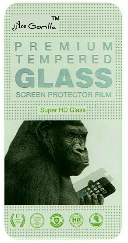 ACE GORILLA Tempered Glass Guard for MICROMAX CANVAS HD A116
