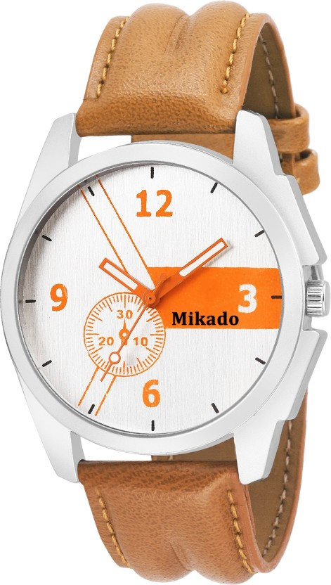 Mikado New Alexander Unique design Water resistant analog watch for men and boy