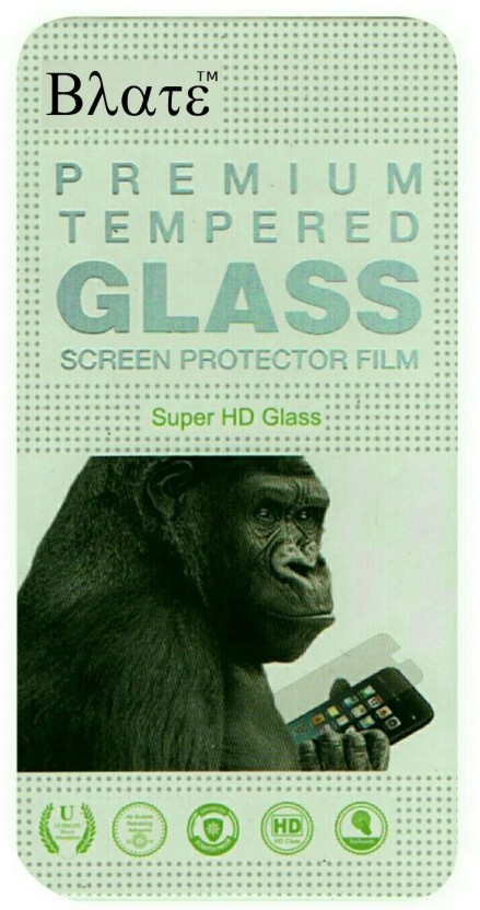 BLATE Tempered Glass Guard for MICROMAX CANVAS DOODLE A111