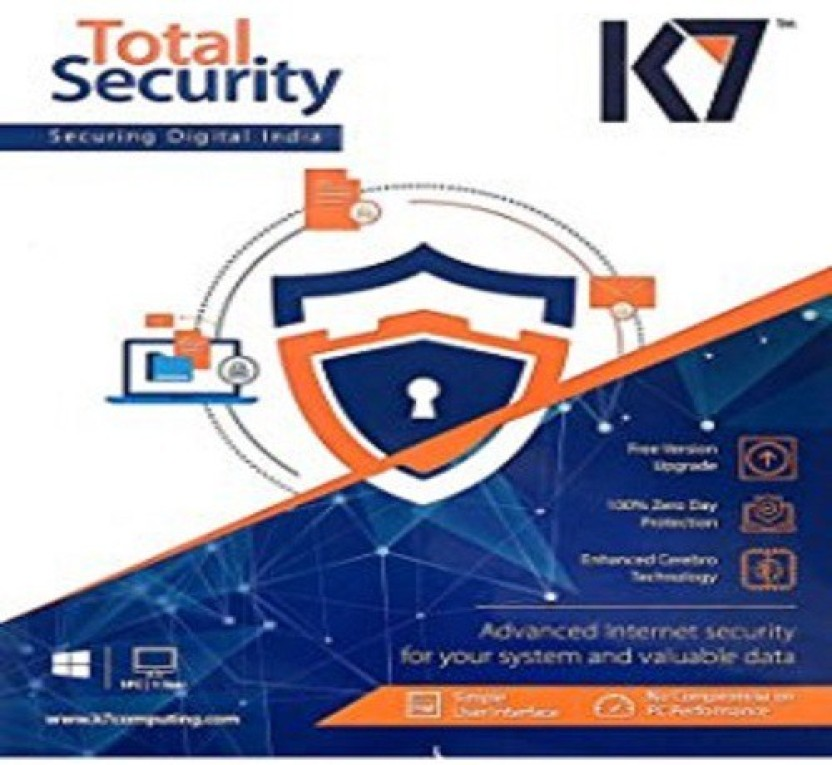K7 TOTAL SECURITY 8PCS 1YEAR