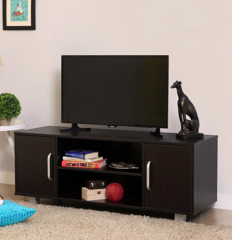 Spacewood Engineered Wood TV Entertainment Unit