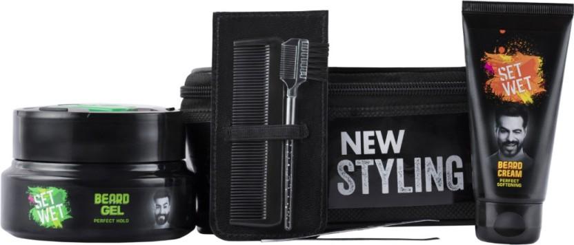 Set Wet Beard kit