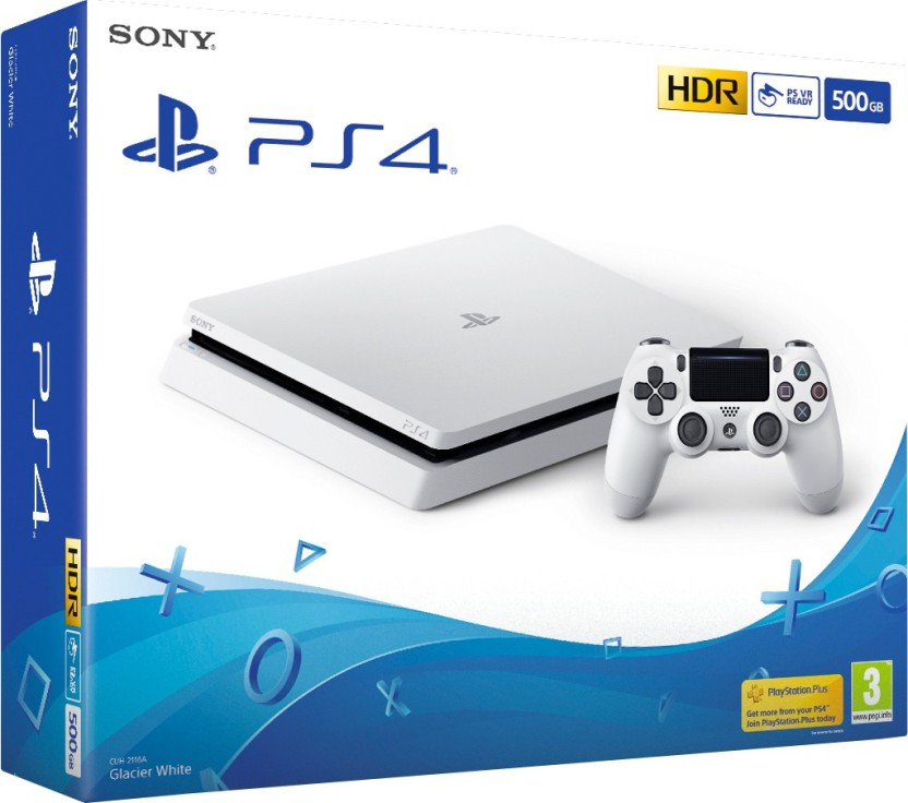 Sony PlayStation 4 (PS4) Slim 500 GB