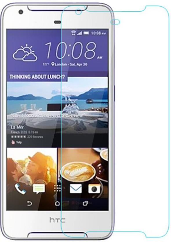 Friend Mild Tempered Glass Guard for HTC Desire 628