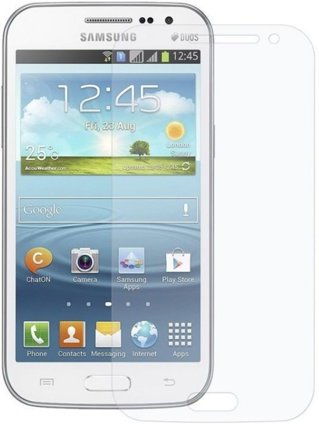 Armor Suit Tempered Glass Guard for Samsung Galaxy Grand Quattro GT-I8552