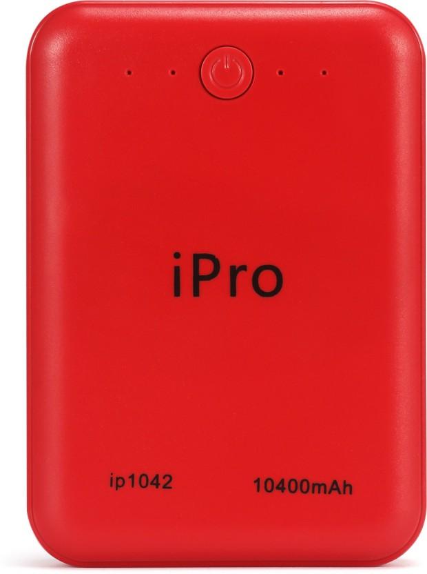 Ipro IP1042 10400 mAh Power Bank