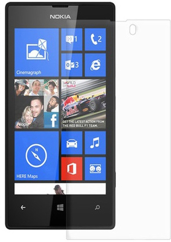 Priho Tempered Glass Guard for NokiaLumia520